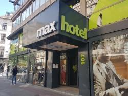 Afbeelding › Maxhotel Brussels